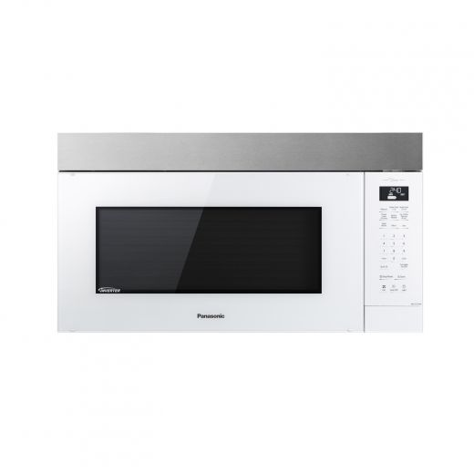 Genius Inverter Over-The-Range Microwave Oven