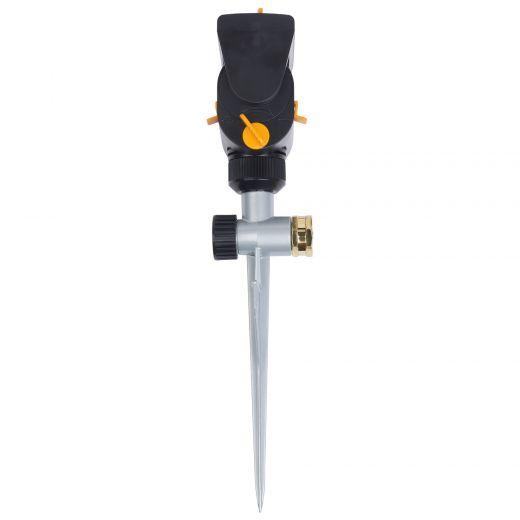 MiniMax Turbo Oscillating Sprinkler On Step Spike