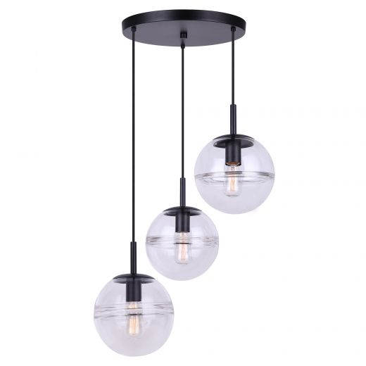 Neo Three Light Pendant