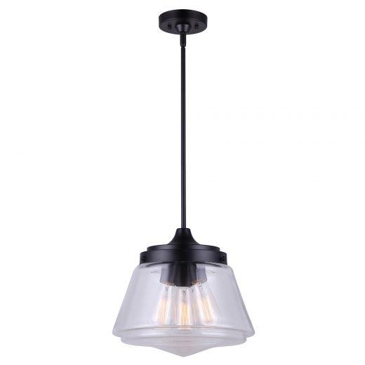 Dree Dual Pendant And Semi-Flush Light