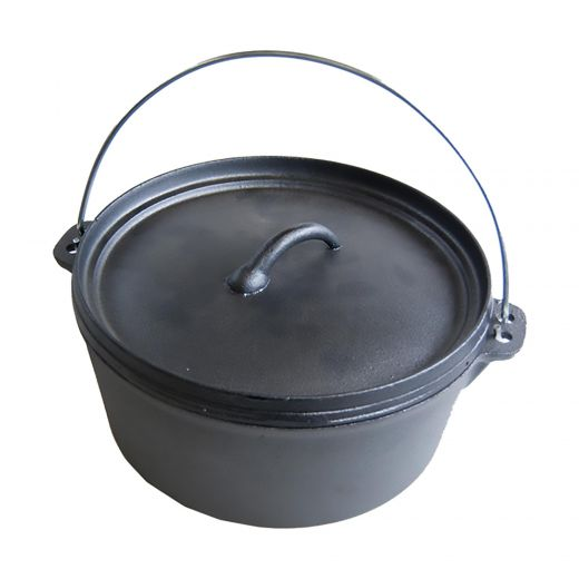 Cast Iron Dutch Oven- 4.5 Qt