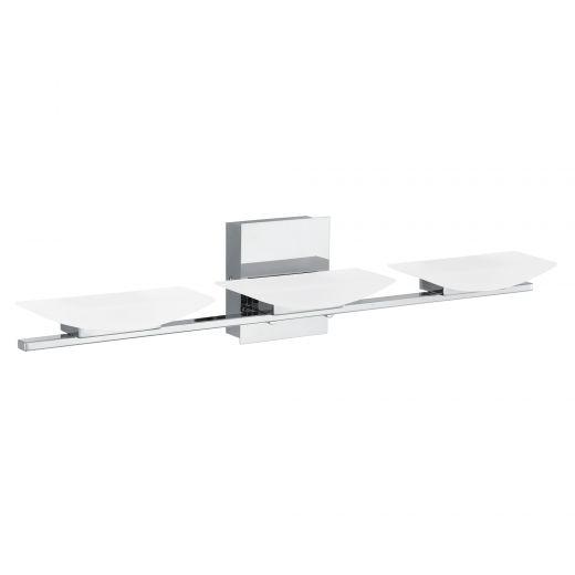 Metrass 3 LED Vanity Light Chrome