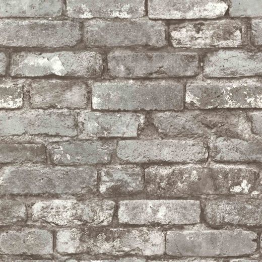 Debs Exposed Brick Wallpaper