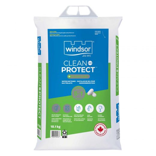 Windsor 18.1kg Clean And Protect + Clean Care Pellets