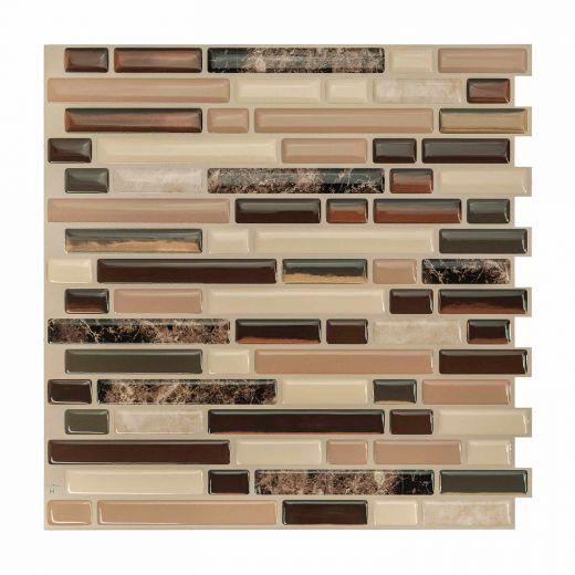 Bellagio Smart Tile Mosaik-4/Pack