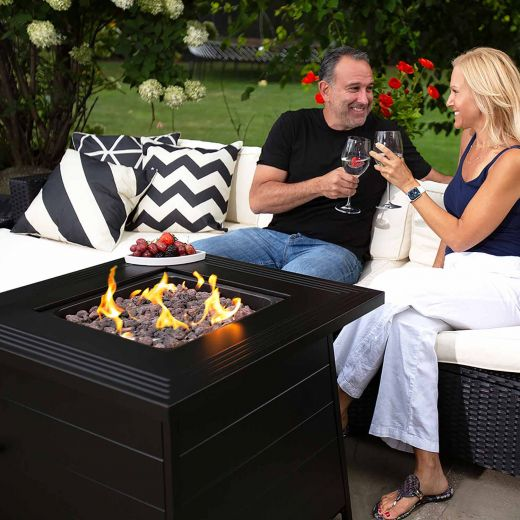 """Anderson 28"""" Outdoor Fire Pit"""