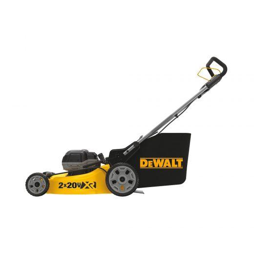 """40V Dewalt 3-In-1 20"""" Brushless Push Mower"""