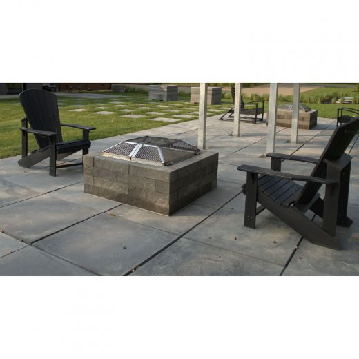 Stainless Fireguard For Moderno Firepit