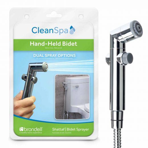 Bidet CleanSpa Sprayer Hand Held With 2 Spray Options