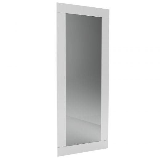 """33"""" x 84"""" Mirrored Barn Door"""