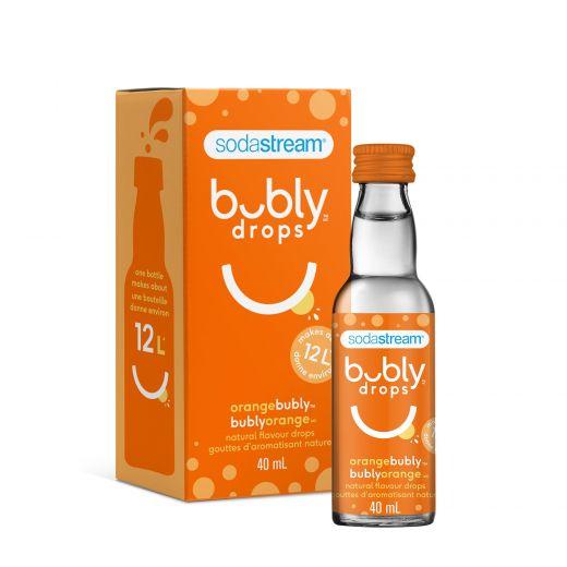 Bubly Orange Flavouring Mix 40ML