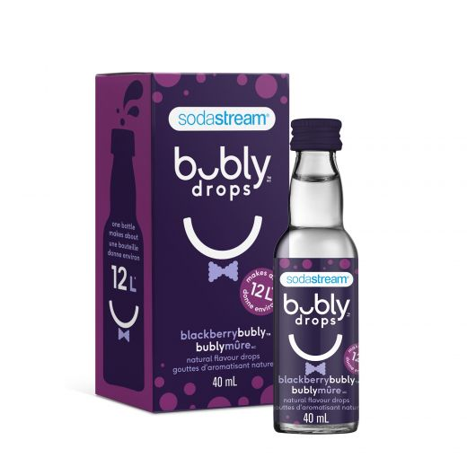 Bubly Blackberry Flavouring Mix 40ML