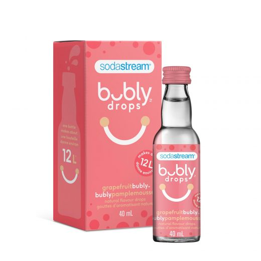 Bubly Grapefruit Flavouring Mix 40ML