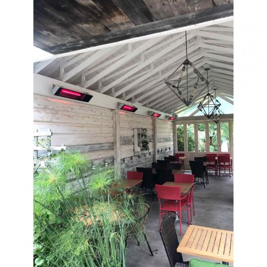 1.5KW Hard Wired Indoor And Outdoor Infrared Heater