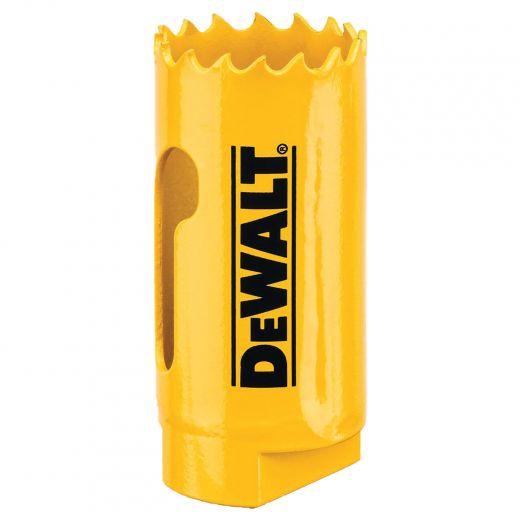 """Dewalt 1-1/8"""" (29mm) Bi-Metal Hole Saw"""