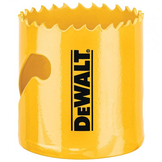 "Dewalt 2-1/8"" (54mm) Bi-Metal Holesaw"