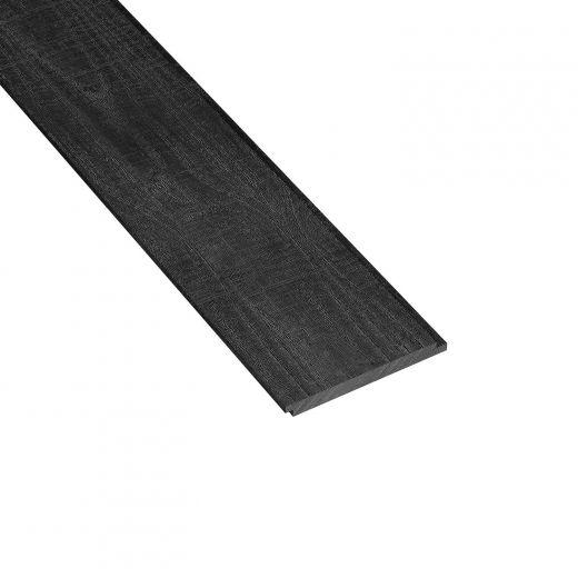 "Rustic Shiplap Charcoal 1/2"" x 5-3/8"" x 8'-5/Pack"
