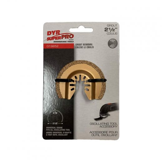 """2-1/2"""" Grout Removal Blade"""