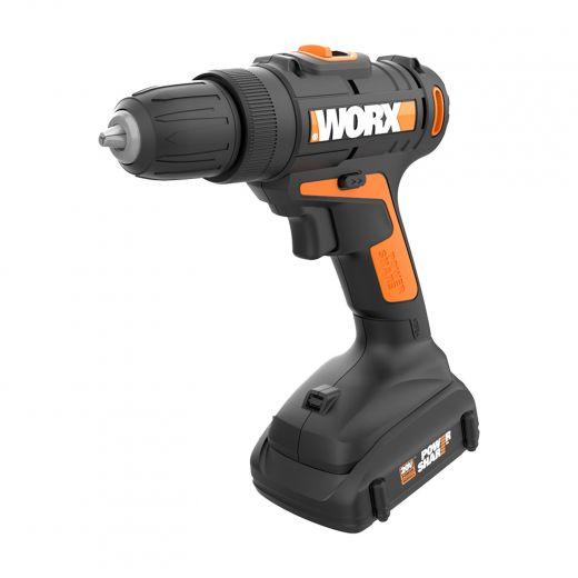WORX Drill/Impact Combo Kit