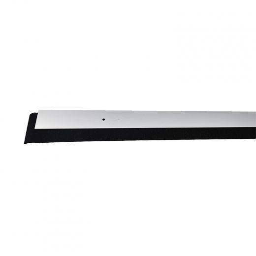 """Aluminum Door Sweep With Neoprene Insert 36""""-Silver"""