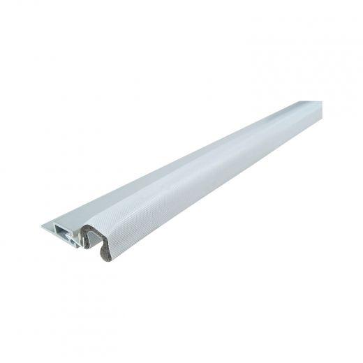 """Compression Aluminum Door Jamb 36""""- White"""