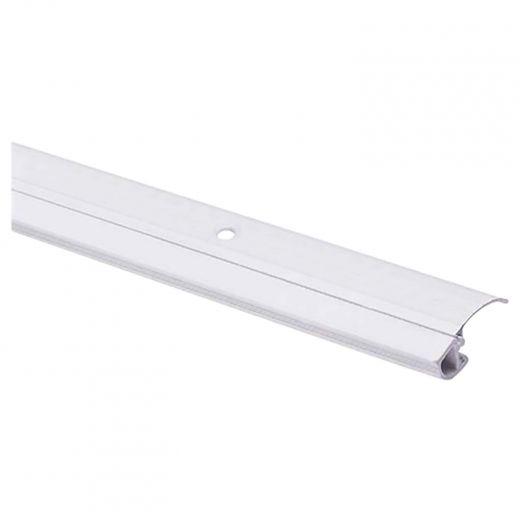 """Aluminum Bumper Door Threshold 36""""-White"""