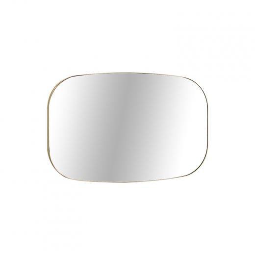 Ellison Gold Metal Decorative Mirror