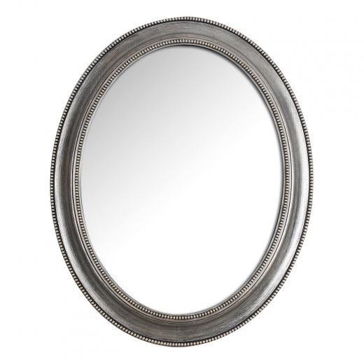 "24"" x 30"" Oval Mirror Royal"
