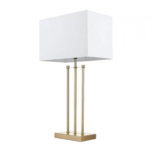 "24"" SoHo Tall Column Table Lamp"