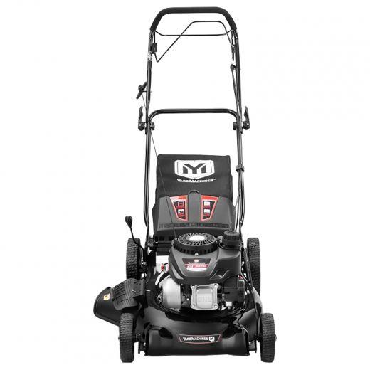 """Yard Machines 20"""" 140cc 3 in 1 RWD Mower"""