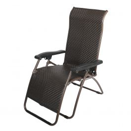 Wicker Zero Gravity Chair | Patio Chairs, Benches ...