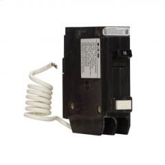 1 Pole 15 A Type GFTCB Plug-In Ground Fault Circuit Breaker