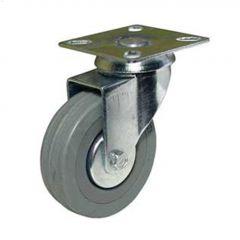 """2"""" Gray Wheel G1 Series Swivel Caster"""