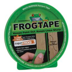 "FrogTape 0.94"" x 60 yd Green Paint Tape"