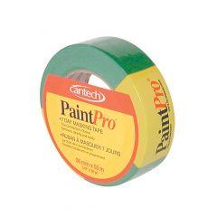 PaintPro 36 mm x 55 m Green 10 Day Masking Tape