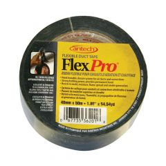 48 mm x 50 m Black Flexible Duct Tape