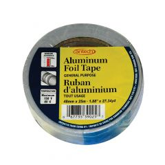 48 mm x 25 m Silver Duct Sealing Tape
