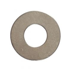 """1/2"""" Stainless Steel Flat Washer-20/Pack"""