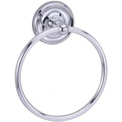 Orion Round Single Towel Ring