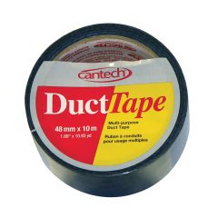 48 mm x 10 m Poly Coated Duct Tape