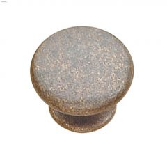 "1-1/4"" Windover Antique Oxford Antique Cabinet Knob"