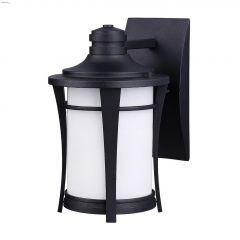 Maya (1) Lamp A 100 Watt Black Outdoor Light