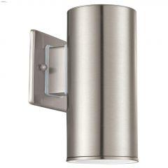 Ascoli 1 (1) Lamp 50 Watt Stainless Steel Wall Luminaire