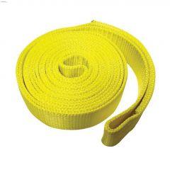 "8' x 2"" Yellow Endless Lift Sling"