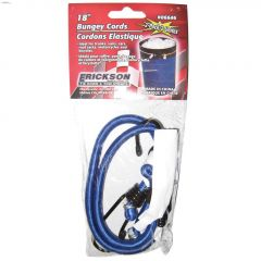 """18"""" x 8 mm Standard Bungee Cord-2/Pack"""