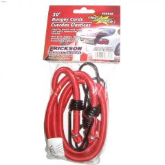 """30"""" x 8 mm Standard Bungee Cord-2/Pack"""