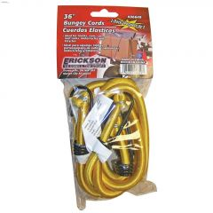 """36"""" x 8 mm Standard Bungee Cord-2/Pack"""