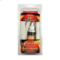 """5/8"""" x 7' White Gasket Rope Kit"""