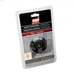 Single Wall Magnetic Stove Thermometer