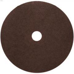 """7"""" 80 Grit Resin Bonded Fiber Sanding Disc-Bulk"""